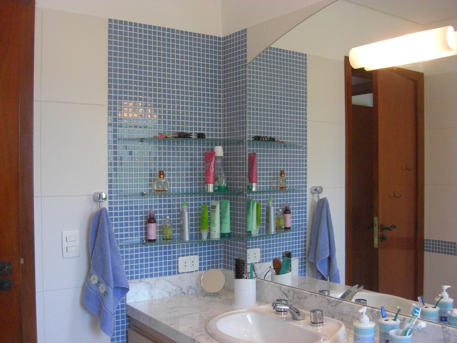 CBernini Arquitetura e Design: Banheiro Filha #663420 1600x1200 Armario Vertical Banheiro