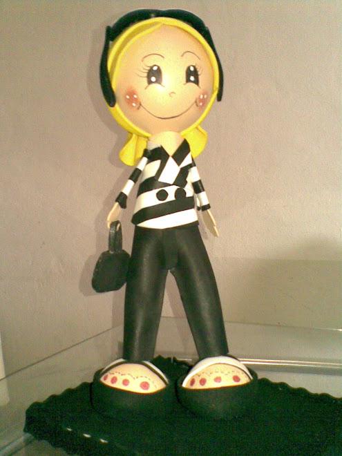 boneca 3D