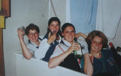 bath tub party