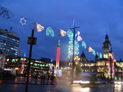 glasgow lights