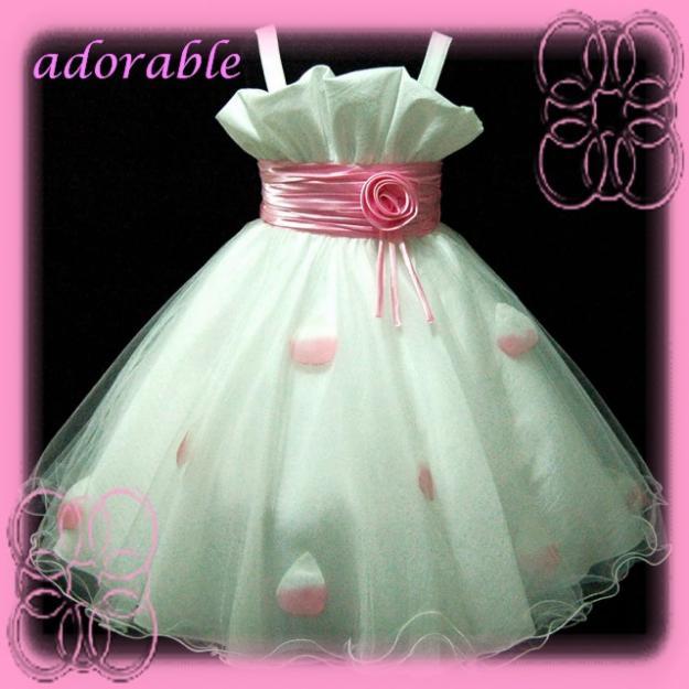 Vestido De Gala Para Nina - Ropa, Zapatos y Accesorios