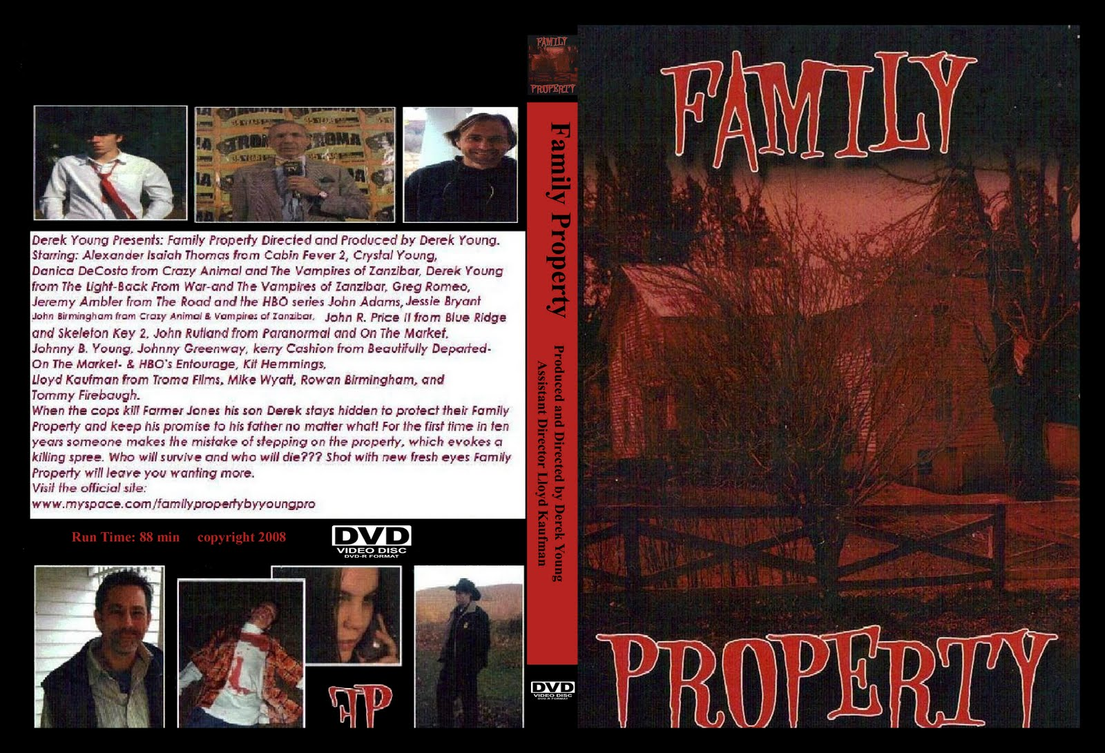 Family Property featuring Lloyd Kaufman