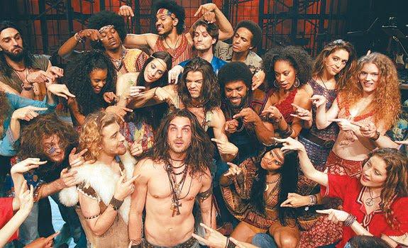 Ricardo de melo movimento hippie anos 60 70 e a moda - Hippies anos 70 ...