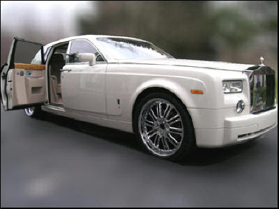 Rolls Royce Phantom will