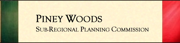Piney Woods Sub-Regional Planning Commission