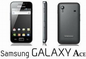 Samsung galaxy Ace S5830 & Suit S5670 leaked pictures
