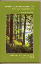 LIVING ABOVE THE FROST LINE New and Selected Poems by Nancy Simpson