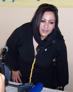Hafsa Amahzoune
