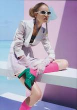 UK Vogue February 2008