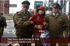 TERREMOTO Y REPRESIÓN EN CHILE