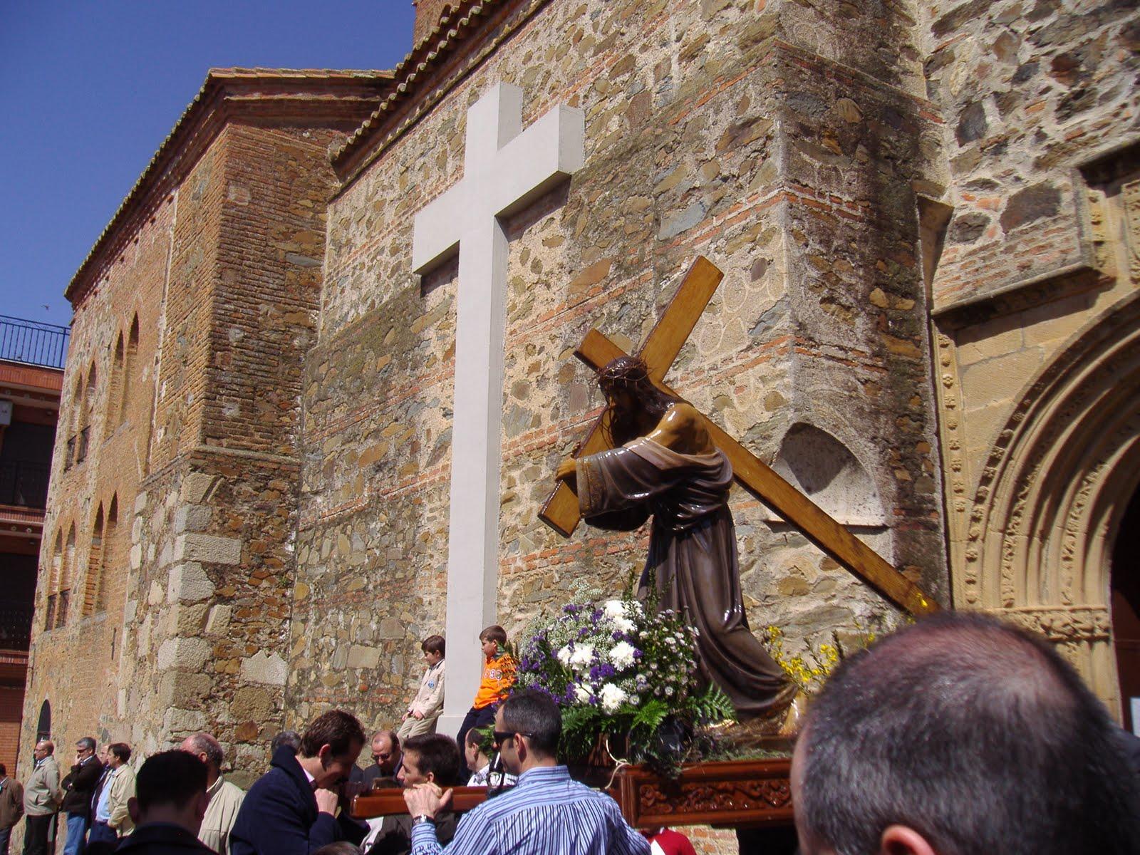 Asociaci n flamenca los remedios semana santa en casas de don pedro badajoz - Casas de don pedro badajoz ...