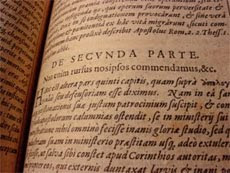 Latin is alive and well, thanks to the Catholic church