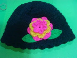 Crochet Hat Design (HT01)