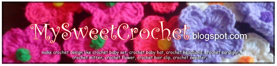 My Sweet Crochet