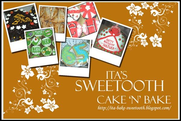 Ita's SWEETooth Cake 'n' Bake