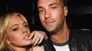 Lindsay lohan calum mejor video de cinta de sexo