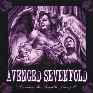 1cd cover Download lagu Avenged Sevenfold (A7X) full album