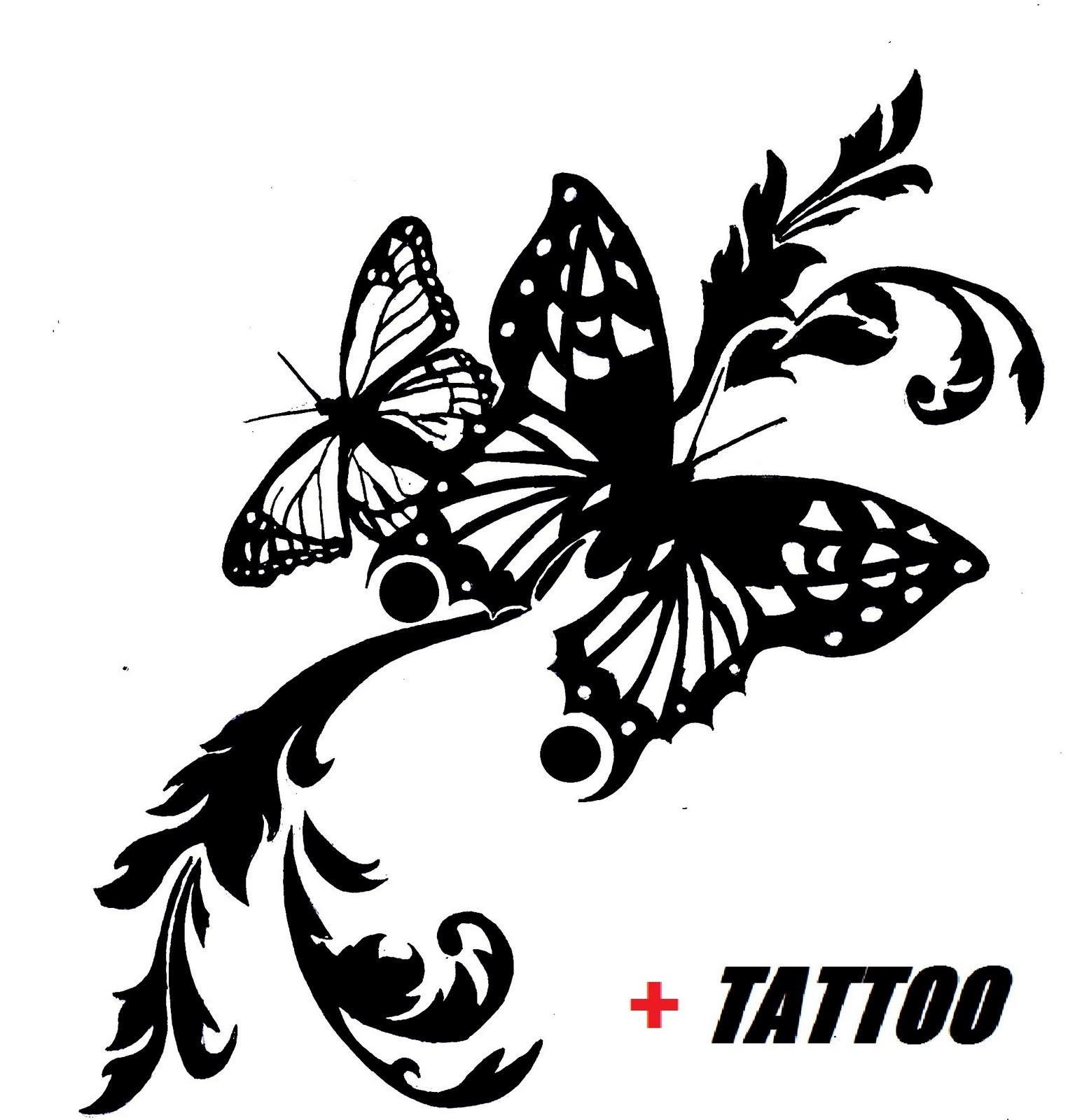 TATTOO: Mariposas ( + Tattoo )
