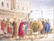 Galileo Piazza San Marco Venedik