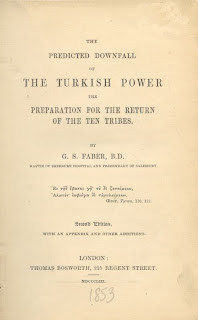 book cover of preparation for the return of ten tribes