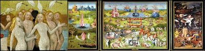 garden of earthly delights by hieoronymous bosch