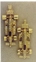 miniature race car jewelry