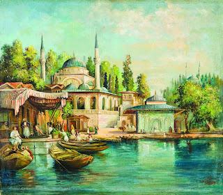 uskudarli cevat mihrimah sultan mosque