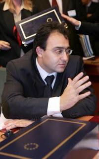 Karim Ghellab Ministre de l'Equipement et des Transportsde