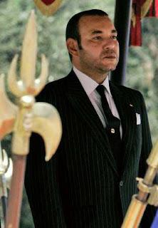 Mohmaed 6 Roi Maroc