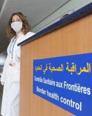 grippe porcine A H1N1 maroc infirmière