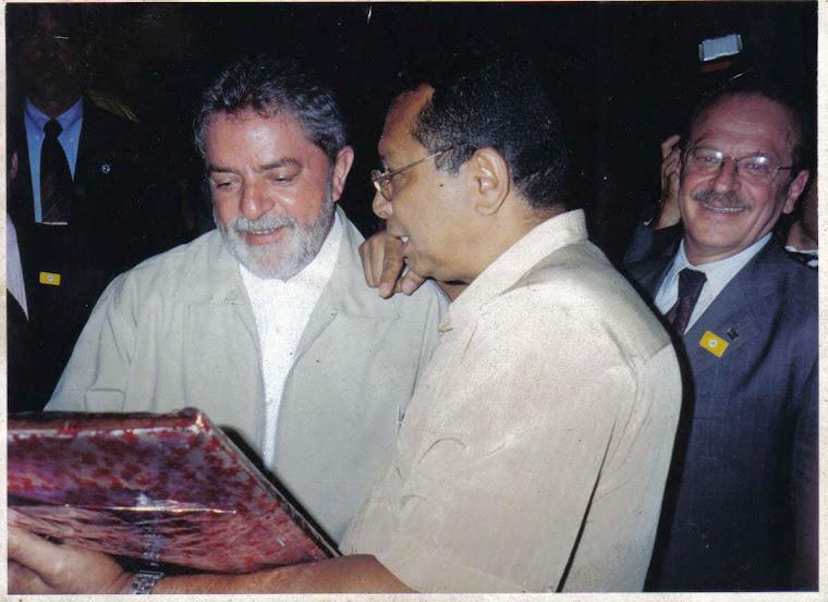 Levy e Presidente Lula II