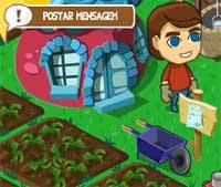 Recados na Mini Fazenda