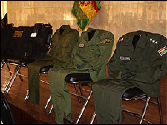 Bolivia: Falsos policías y verdaderos delincuentes