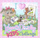 Karen's Doodle Kids Challenge