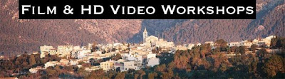 Film and HD video workshops- Spain