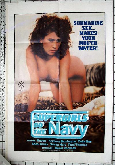 image Supergirls do the navy