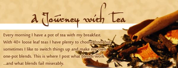 A Journey with Tea