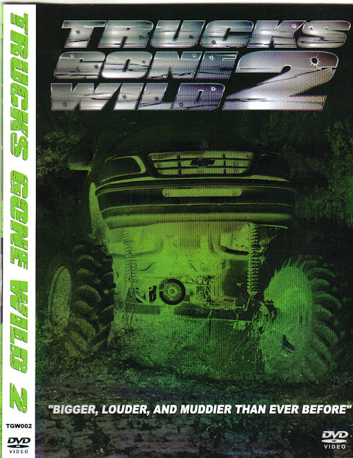 "I'm also feature on this DVD driving ""MUD STUD"""