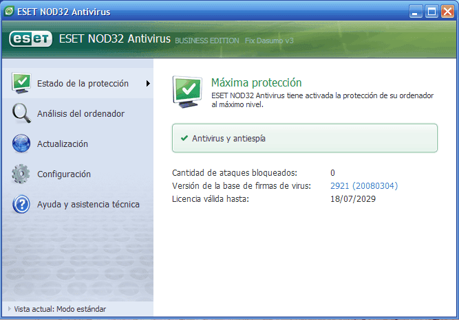 ESET NOD32 Antivirus v4 Full Utima Version!