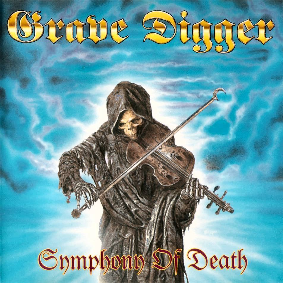 Grave Digger - Symphony Of Death / The Dark Of The Sun