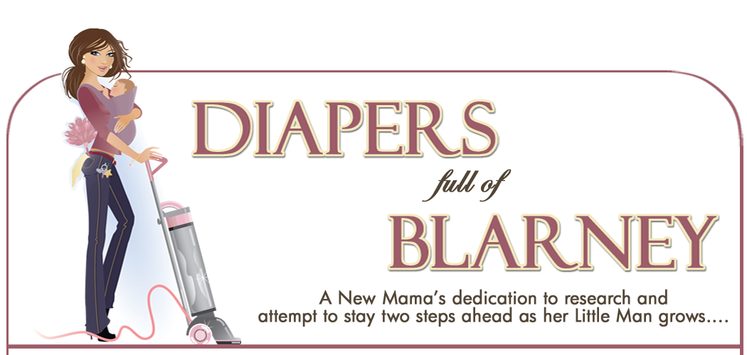 Diapers Full of Blarney
