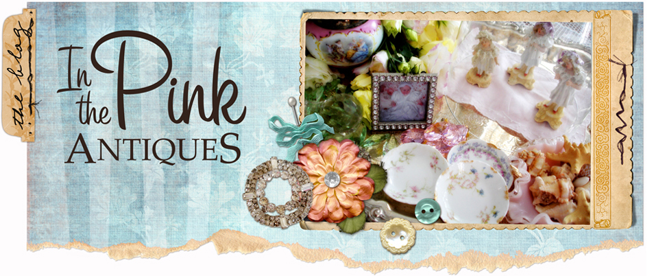 In The Pink Antiques Blog