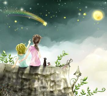 小星星的梦想天空