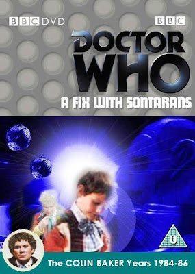 Tardis Art: A Fix with Sontarans