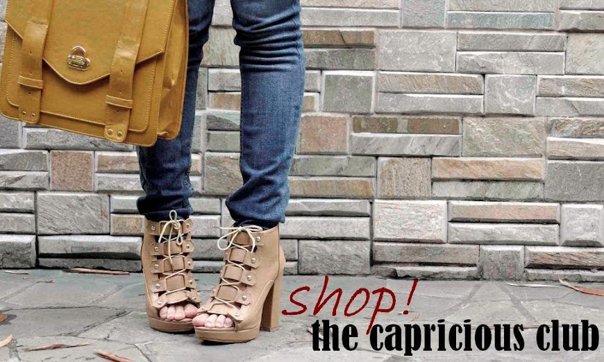shop! the capricious club