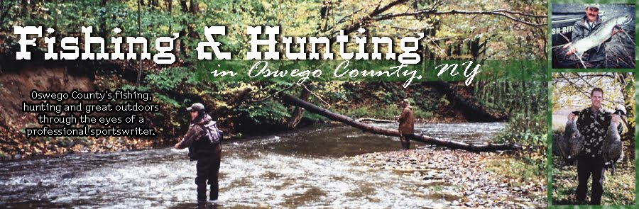 Fishing & Hunting in Oswego County, NY