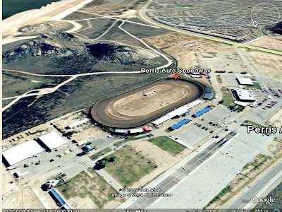Auto Racing Statistics on Perris Auto Speedway