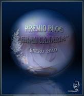 PREMIO BLOG GRAN CANARIA ENERO 2010