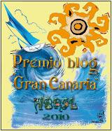 PREMIO BLOG GRAN CANARIA ABRIL 2010