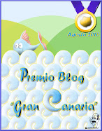 PREMIO BLOGS GRAN CANARIA AGOSTO 2010